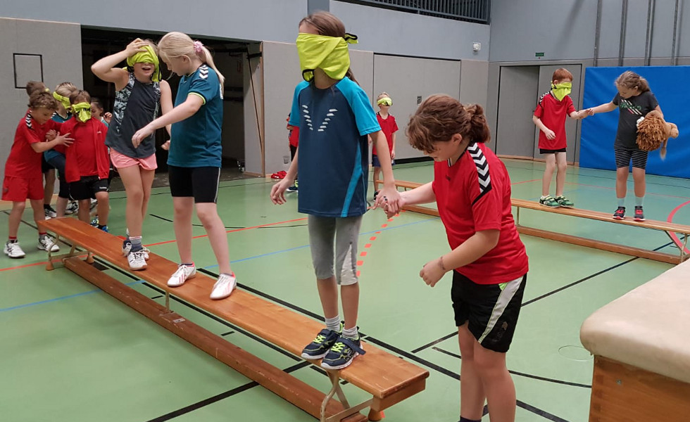 Handball-Trainings-Camp